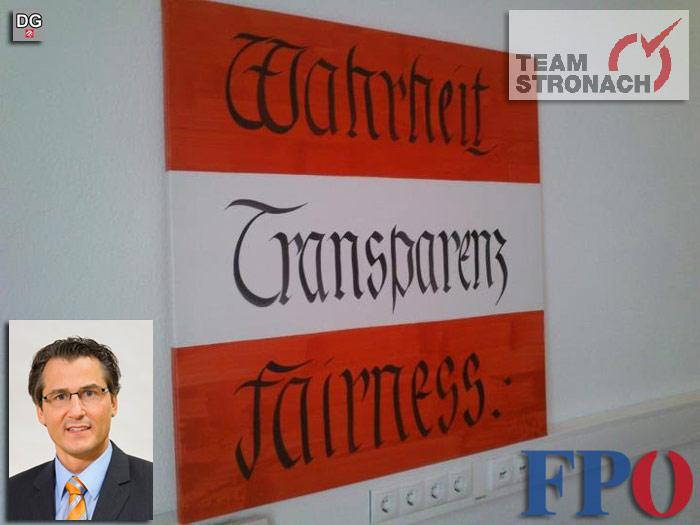 Der Skandal bei Team Stronach in Tirol wäre vermeidbar gewesen