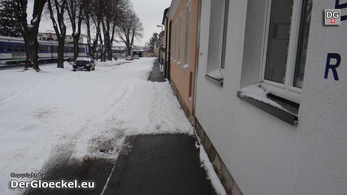 Von Wahrnehmungen und Niederträchtigkeiten zur Schneeräumung