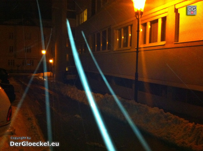 Niederträchtigkeit - Knochenjob Schneeräumung - Firma hat kein Geld für Dienstnehmer | Foto: DerGloeckel.eu