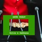 GRÜN trägt Dolce & Gabbana | Graphik: DerGloeckel.eu