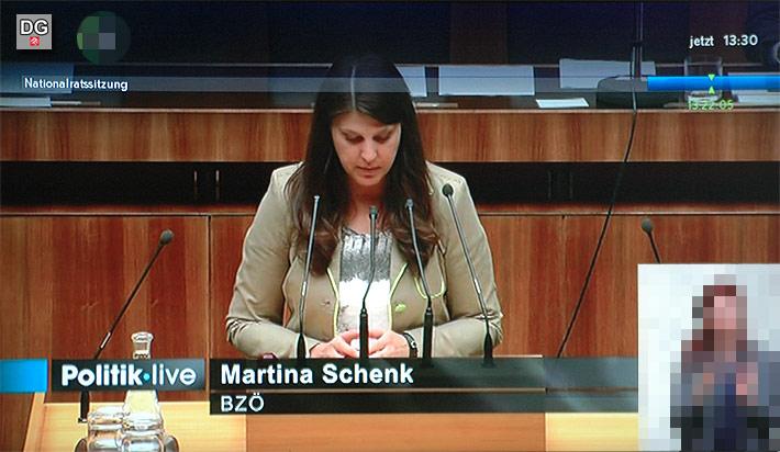 Zu viel Wechsel vom BZÖ zum Team Stronach – ORF kommt nicht mehr nach