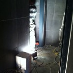 behindertengerechtes Kunden-WC beim BILLA | Foto: DerGloeckel.eu