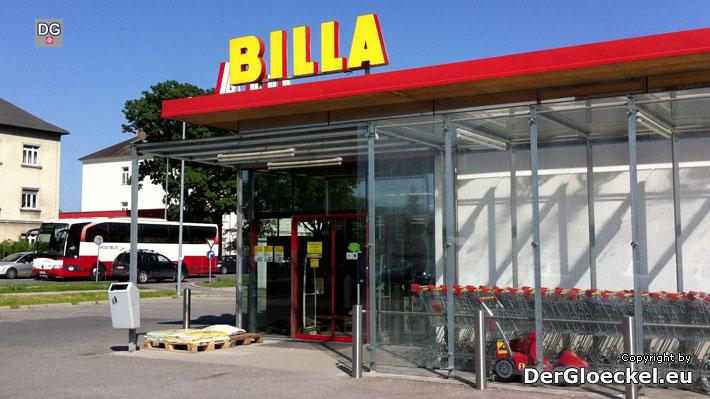 Wiederholungsfall BILLA - Filiale in 2301 Gross Enzersdorf | Foto: DerGloeckel.eu