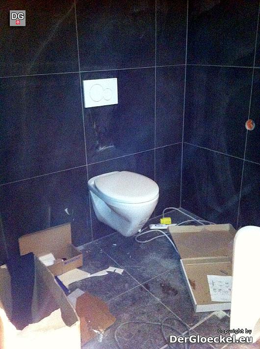 Seit Jahren von uns gefordert - jetzt kommt das 1. Kunden-WC beim BILLA in Hainburg | Foto: DerGloeckel.eu