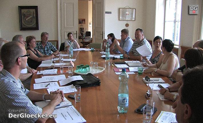 VIDEO: Gemeinderatssitzung von Bad Deutsch-Altenburg