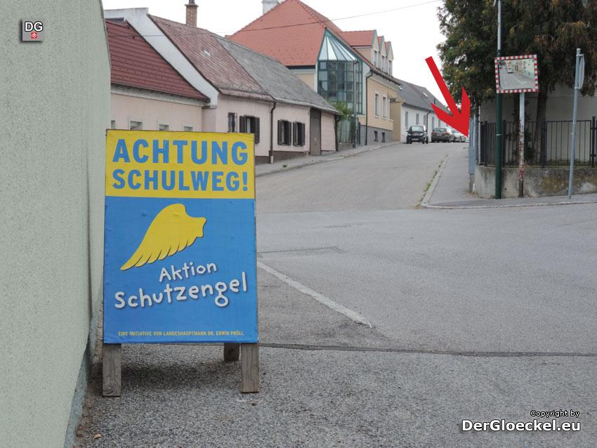 Pröll Aktion Schutzengel | Foto: DerGloeckel.eu