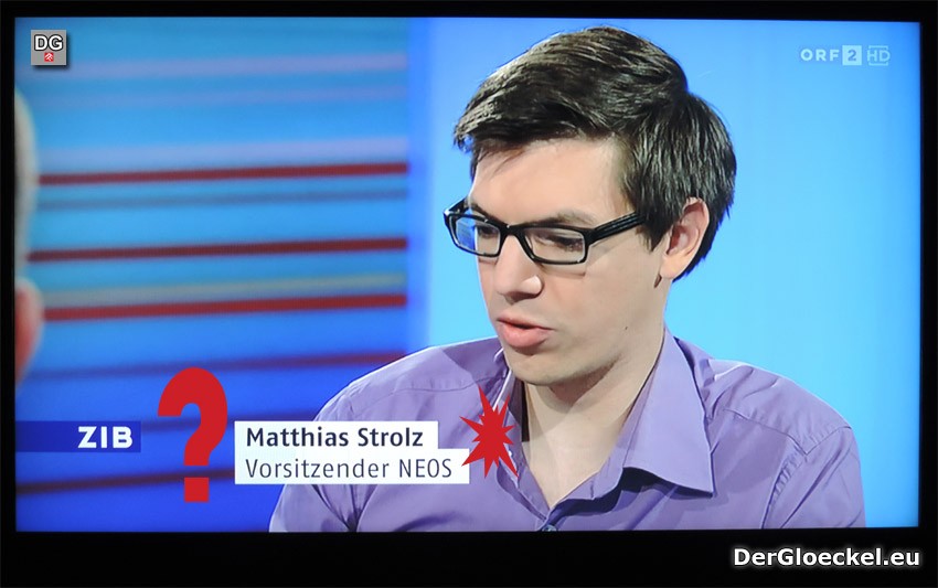 Mario Wieser - Piratenpartei | Graphik: DerGloeckel.eu
