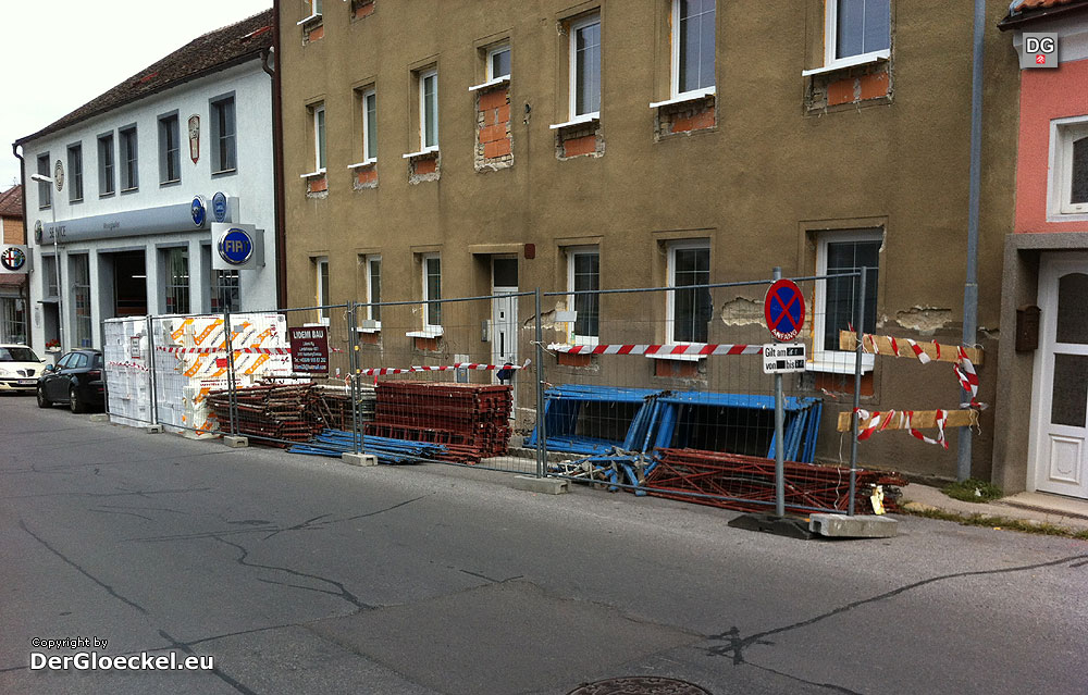 Der gesamte Verlauf der Gefahrenstelle am Schulweg | Foto: DerGloeckel.eu