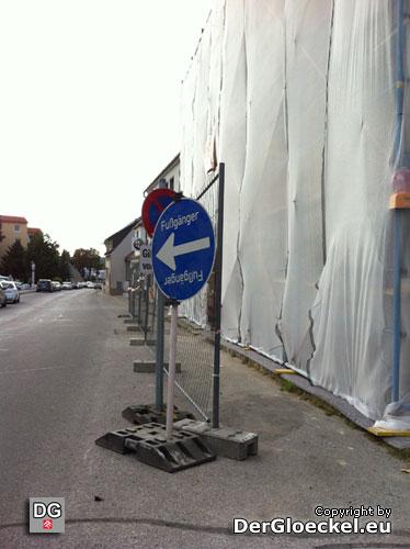 DER GLÖCKEL initiierte eine Schulwegsicherung | Foto: DerGloeckel.eu