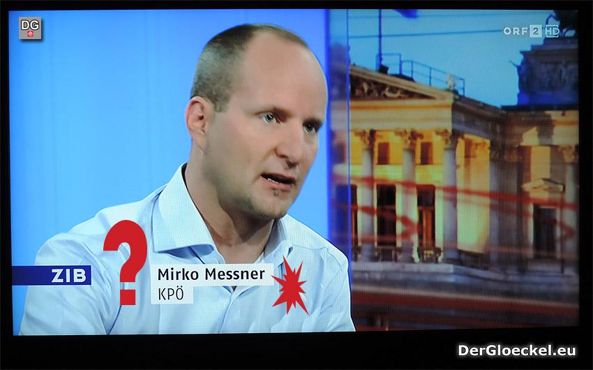 Matthias Strolz - NEOS | Graphik: DerGloeckel.eu