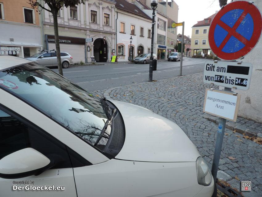 Fragwürdige ÖVP-Verkehrspolitik in Hainburg