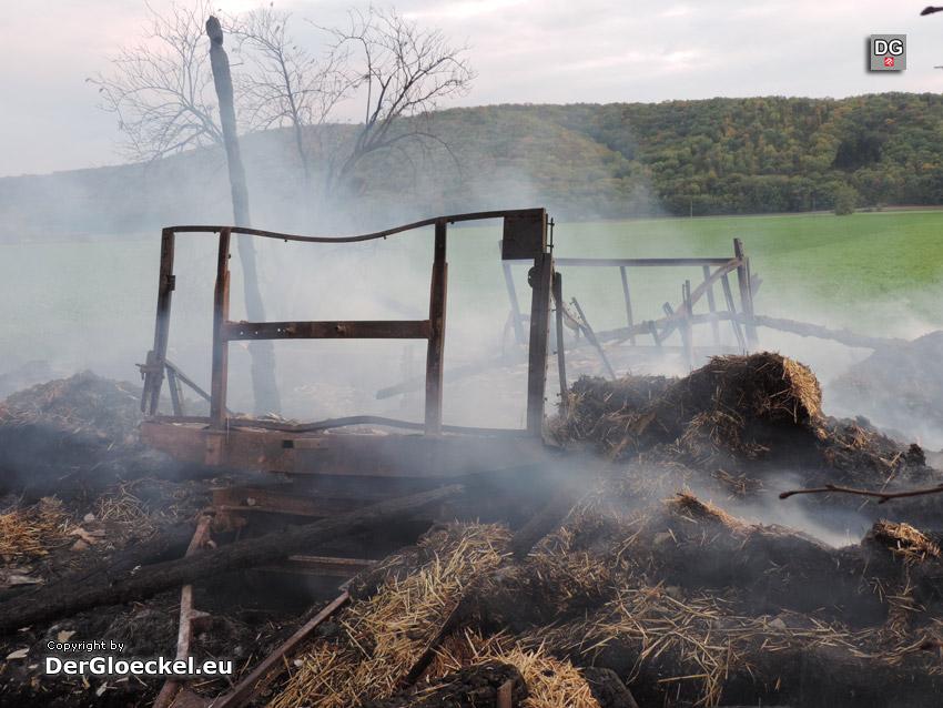 Serie Brandstiftung | Foto: DerGloeckel.eu