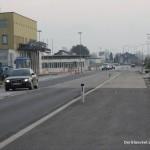 Abbau Grenzübergang Berg zur Slowakei | Foto: DerGloeckel.eu