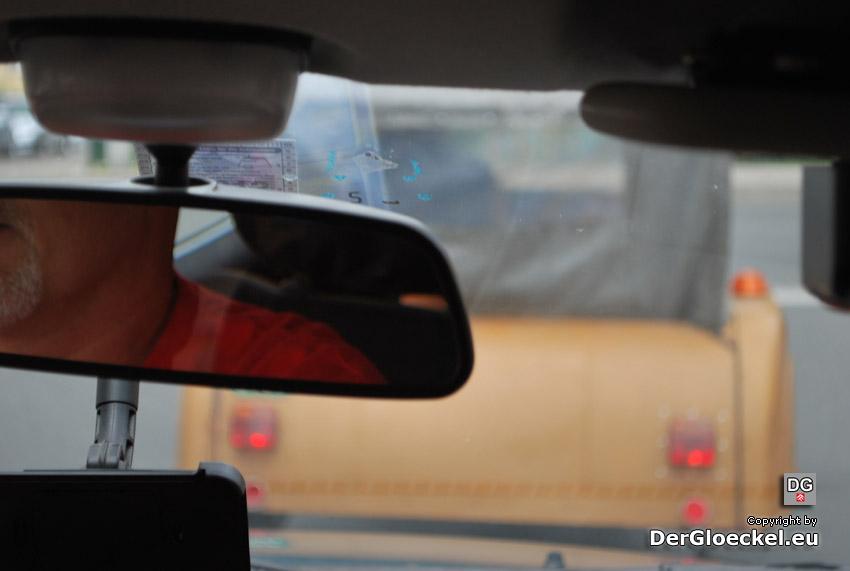 Fahrzeuge der NSA in Polen unterwegs