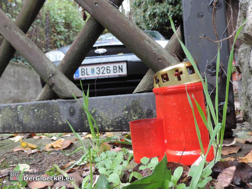 Trauerbekundung | Foto: DerGloeckel.eu