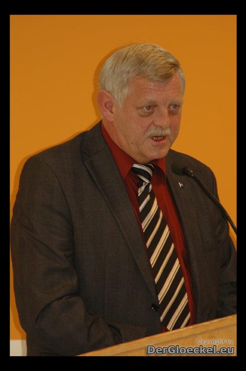 Bürgermeister Karl Kindl | Foto: DerGloeckel.eu