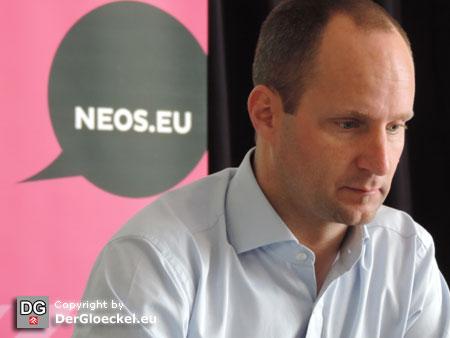 Sanierung Parlament – NEOS fordert Verzicht der Parteienförderung